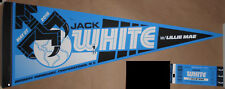 Jack White Stripes 2018 Cooperstown NY Alan Hynes Poster Print Pennant Ticket A