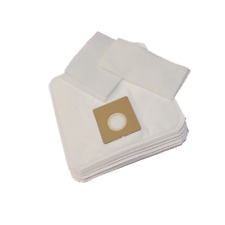 L301MF 5 sacchetti filtro in tessuto microfibra per aspirapolvere Lux D 820