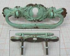 Möbelgriff antik grün, Möbelknopf, Knopf, Griff, Knauf Shabby La Finesse