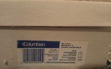 500 Ct Columbian 3 X 45 Coin Envelopes Manilla Color 3 X 4 12