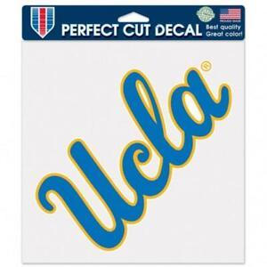 "UCLA Bruins 8""x8"" Perfect Cut Car Decal [NEW] NCAA Auto Sticker Emblem"