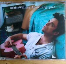 Robbie Williams Advertising Space CD Single New Family Coach