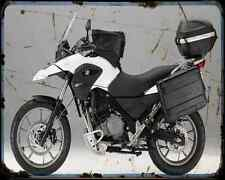 Bmw G 650Gs 11 7 A4 Photo Print Motorbike Vintage Aged