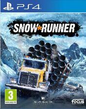 SnowRunner - PS4 📥