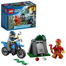 LEGO City 60170 Off-Road Chase Kid Toy Building Set Kit Mini Fig Police 37pcs