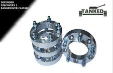 Wheel Spacers  x 4 Land Rover Discovery 1 Defender Range Rover 1 Hub centric