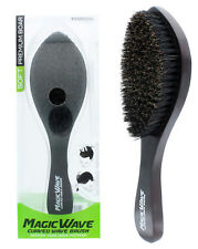 Magic Wave Brush Soft Premium Boar Bristles Wooden Handle Quality WBR001S NEW