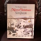 Reader's Digest Merry Christmas Songbook Hardcover Spiral 1981 1996 GOOD