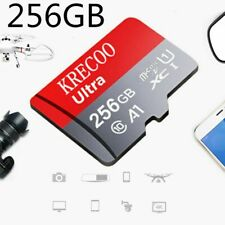 256GB Micro Memory Card 4K Class10 Fast Flash TF Card with Adapter Phone Camera