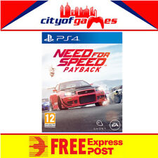 Need for Speed Payback PS4 Game New & Sealed Free Express Post Pre Order Now