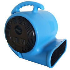 Pro-Series AIRMOVER 900 CFM Air Mover Blower Utility Floor Fan with Daisy Chain