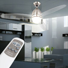 Residential Room Cooler Fan Light Dining Bedroom Ceiling Vent Remote Control