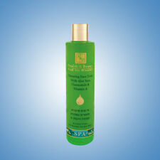 Health and Beauty Cleansing Face Tonic with Aloe Vera Chamomile & Vitamin Dead s