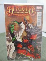 Angela Queen of Hel #4 004 Variant Edition Marvel Comics vf/nm CB2345