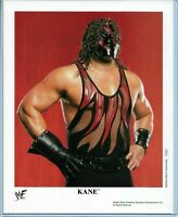 WWE KANE P-657 OFFICIAL LICENSED AUTHENTIC ORIGINAL 8X10 PROMO PHOTO VERY RARE