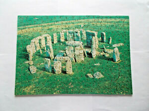 Wentworth Wooden Jigsaw Puzzle 250 piece - Stonehenge 2000