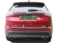 1PC Stainless Steel Trunk/Rear Accent Trim - RD55610 For FORD EDGE 2015-2019