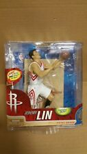 McFARLANE TOYS NBA 2012 JEREMY LIN HOUSTON ROCKETS  ACTION FIGURE