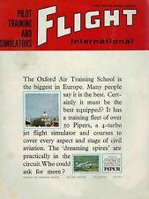 1968 30 MAY 50051 Flight International  PILOT TRAINING AND SIMULATORS