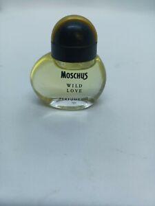 Nerval Moschus, Wild Love, Parfümöl, sehr selten, voll