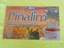 1 Box- PINALIM TEA GN+VIDA Weight Loss, Detox 30 bags .FOR DIET.
