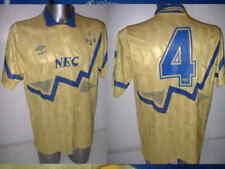 Everton RATCLIFFE Umbro Jersey football Soccer Adult Large England Vintage Top