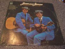 "Jim and Jesse ""Wildwood Flower"" HARMONY LP #HS-11399"