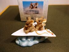 Charming Tails Don't Just Plane Friends Fitz & Floyd New Old Stock New Old Stock