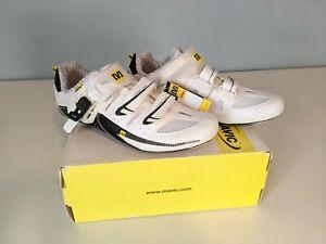 NEW - Mavic Giova Women's Clipless Road Cycling Shoes - US 8.5 / Euro 40.6