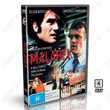 Malarek : Elias Koteas & Michael Sarrazin : NEW DVD