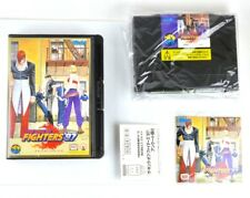 King Of Fighters 97 Reg.Card Neo Geo System AES Snk Japan