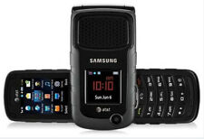 Samsung Rugby II SGH-A847 AT&T 2MP GPS UNLOCKED 3G Mobile Phone Black