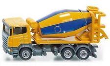 Artículos de escala H0 amarillos de hierro fundido para modelismo ferroviario