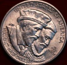 1924 Philadelphia Mint Huguenot-Walloon Silver Commemorative Half