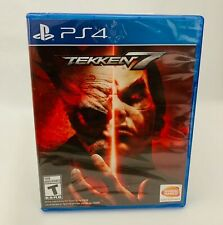 Playstation 4 Tekken 7 BRAND NEW, SEALED FREE SHIPPING!!