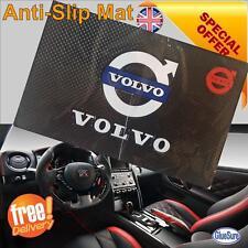 VOLVO CAR DASHBOARD NON SLIP GRIP DASH MAT ANTI SLIDE PHONE KEY COIN STICKY