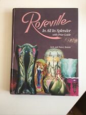 Book Roseville In All Its Splendor with Price Guide