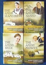 Lot of 4 - Women of Lancaster County Series Mindy Starns Clark/Gould Amish Bl3