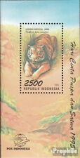 Indonesia block104 mint never hinged mnh 1995 Flora and Flora