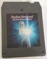Barbra Streisand A Christmas Album (8-Track Tape, 18C00530)