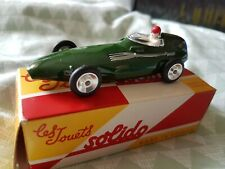 SOLIDO 1112 1958 VANWALL F1 REEDITION. MINT BOXED
