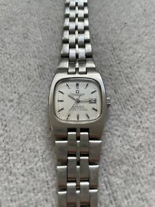 Omega Constellation  Stahl TV Uhr Automatic Chronometer