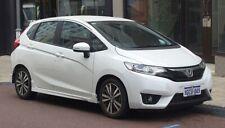 Honda Jazz GK 2014-2020 Hatchback Slimline Window Visors/Weathershields Set 4PCS