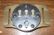 "eagle industries G-CODE RTI wheel 2"" belt slide holster mount coyote kydex waist"