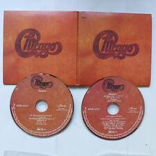 CD Album CHICAGO Live in Japan WPCR 14472/3  JAPON Pochette texturée