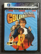 Austin Powers in Goldmember Dvd 2002 Widescreen Infinifilm Series Mike Meyers