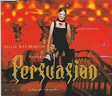 Billie Ray Martin Persuasion (6 versions, 1993, & Spooky) [Maxi-CD]