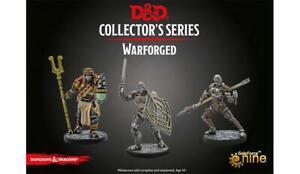 WARFORGED - DUNGEONS & DRAGONS - 71101