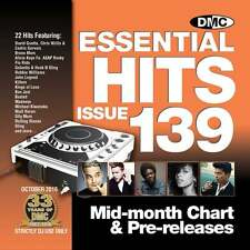 DMC Essential Hits 139 Chart Music DJ CD
