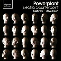 Powerplant: Joby Burgess (percussion) Matthew Fairclough (sound [CD]
